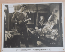 Three Maxims/Show Goes On, Gaumont British Pictures Still, Anna Neagle, '38 (f)
